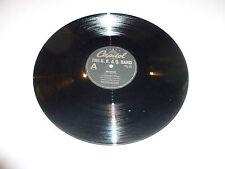 "THE B.B.& Q. BAND - Imagination - 1982 UK 2-track 12"" vinyl single"