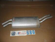 195207 MARMITTA TERMINALE( MUFFLER /AUSPUFF )BMW 323I E30 82 86
