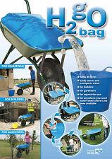 Wasserreservoir Wasserkuh H2GO Wassersack für Schubkarre Wasserbehälter 80 Ltr
