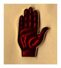 50 X red hand of ulster enamel badge loyalist king billy northern ireland scots