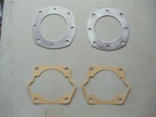 Vintage ski doo reproduction top end gasket set 1970 Blizzard 640 twin F/A Rotax