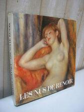 Max-Pol Fouchet : Les nus de RENOIR  1974