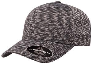 New Flexfit 280 Delta Unipanel Closed Back Cap Yupoong Hat Flex Fit 5-Panel