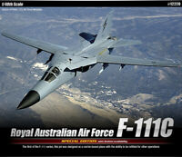 1/48 Royal Australian Air Force F-111C #12220 ACADEMY HOBBY MODEL KITS