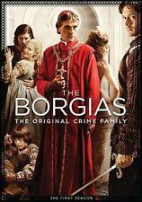 Borgias First Season 0097368207646 With Jeremy Irons DVD Region 1