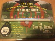 The Range Stick Golf The Driving Range Game Quinnaco Enterprises New