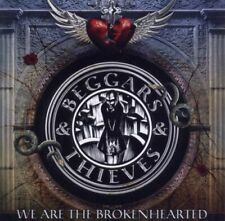 BEGGARS & THIEVES WE ARE THE BROKENHEARTED CD NEW
