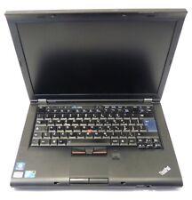 NOTEBOOK PC LENOVO THINKPAD T410 INTEL I5 2.40GHz HDD 160GB RAM 4GB WIN 7 PRO