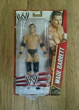WWE Mattel basic series 27 wade barrett wrestling action figure