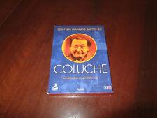 COLUCHE SES PLUS GRANDS SKETCHES - Coffret 3 DVD