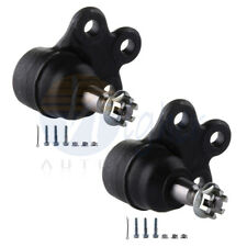 Pair of 2 - NEW Front Driver and Passenger Lower Suspension Ball Joint Set Kit