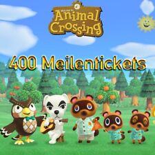🌞 Animal Crossing New Horizons 🌞 400 Nook Meilentickets schnelle Lieferung 🌞