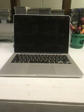 MacBook Pro Retina, 13-inch, Late 2013 Core i5 - (A1502) NO SSD (Parts only)