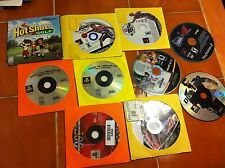 Mix of 9 different games for different platforms PS1 Xbox PS2 Driver 2 L@@K 007