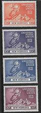 New Hebrides 1949 UPU Set Mint