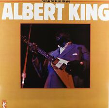 Albert King I'LL PLAY THE BLUES FOR YOU Stax Records NEW SEALED VINYL RECORD LP