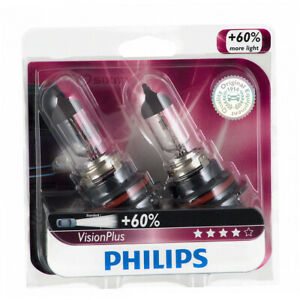 Philips High Low Beam Headlight Bulb for Mitsubishi Endeavor Galant Lancer ce