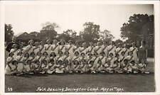 Bovington Camp. Folk Dancing May 22nd 1937 # 55.
