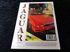 Jaguar Quarterly Magazine Spring 1990 XJ2220, V12E Type Lynx Cars