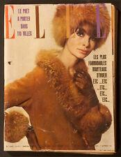 'ELLE' FRENCH VINTAGE MAGAZINE PRET-A-PORTER ISSUE 13 SEPTEMBER 1963