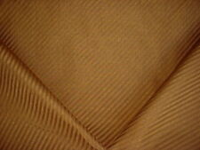 13+Y COLEFAX FOWLER LUXURIOUS METALLIC BRONZE LINEN TWILL UPHOLSTERY FABRIC