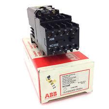 Control Relay/Auxiliary Contactor GJH2023001R0554 ABB 110VDC 5NO/5NC KC55E