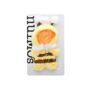 HKDL Hong Kong Disney Doll Plush nuiMOs Costume Honey Bee Plush Costume New