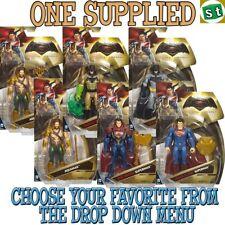 Mattel Plastic 3-4 Years Comic Book Heroes Action Figures