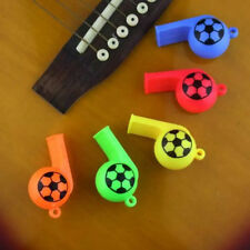 5pc Football Soccer Sports Referee Safety Whistle Emergency Survival Kit