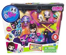 Littlest Pet Shop Character Toys