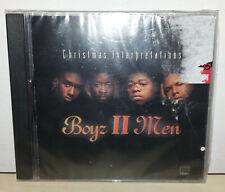 BOYZ II MEN - CHRISTMAS INTERPRETATIONS - CD