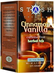 Cinnamon Vanilla Tea by Stash, 18 tea bag