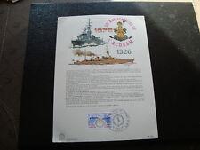 FRANCE - document 1er jour 24/4/1976 (ACORAM) (cy54) french (pliure coin)