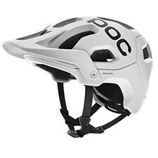 Caschetti da ciclismo bianchi POC di ventilazione