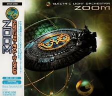 ELECTRIC LIGHT ORCHESTRA Zoom +1 JAPAN CD OBI SRCS 2466 Jeff Lynne ELO