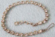 Bracelet Rhinestone Vintage Costume Jewellery