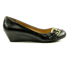 CL by Chinese Laundry Madelina Wedge Pump Black Women's 6.5 M US
