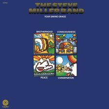 STEVE MILLER BAND - YOUR SAVING GRACE (LP)   VINYL LP NEU