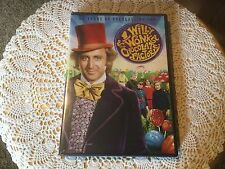 New Willie Wonka and the Chocolate Factory DVD.  IN SEALED BOX.