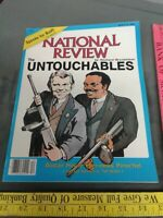 National Review Magazine - March 18 1988  Vol. XL, No. 5