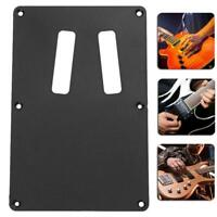 Back Plate Backplate Cavity Tremolo Spring Cover for ST SQ Electric Guitar Part