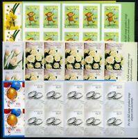 Australien MH 459-64 postfrisch MNH Grußmarken (GF10254