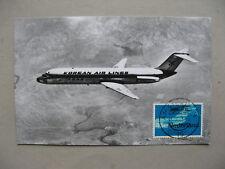 NETHERLANDS, maximumcard maxi card 1968, aeroplane Douglas DC-9-32