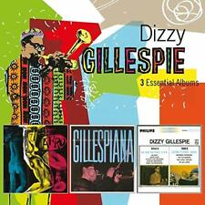 Dizzy Gillespie - 3 Essential Albums [CD]