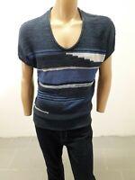 Maglia CALVIN KLEIN Uomo T-shirt Man Polo Homme Taglia Size M Cotone 8415