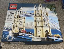 Lego Creator Tower Bridge (10214) Retired Set Sealed