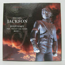 MICHAEL JACKSON - HISTORY 3LP BOX 1995 ORIG JANET PRINCE R&B w/ inners, booklet