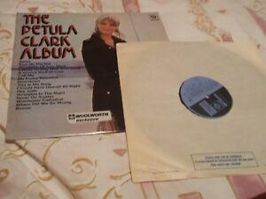 The Petula Clark Album, Pye Records