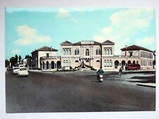 SAN GIORGIO DI NOGARO autobus BUS VESPA Udine vecchia cartolina