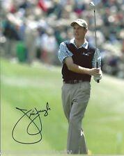JIM FURYK PGA GOLF SIGNED 8X10 PHOTO W/COA